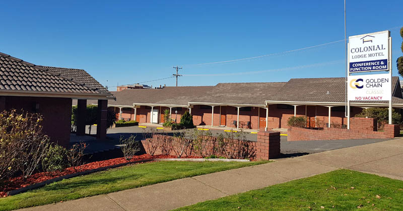 Ararat Colonial Lodge Motel - Golden Chain